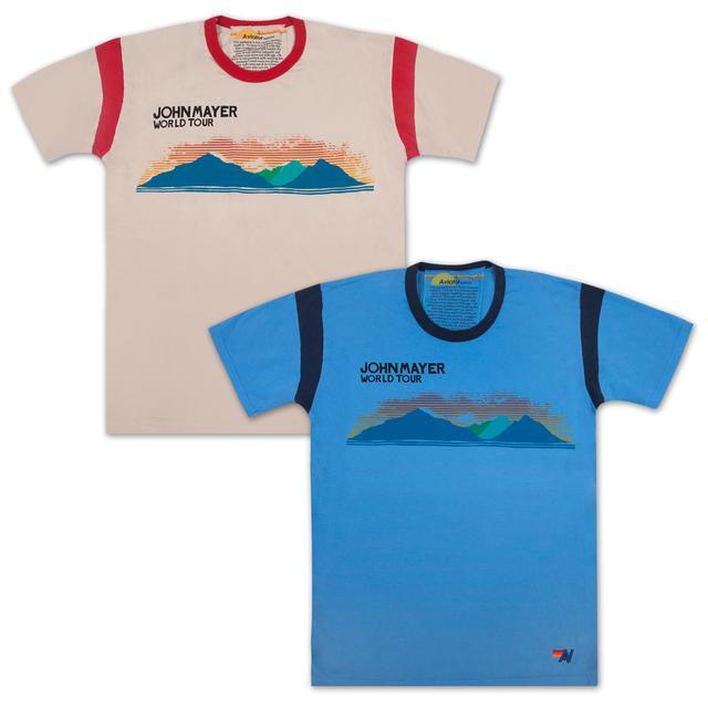 John Mayer JM x Aviator Nation Rugby T-shirt