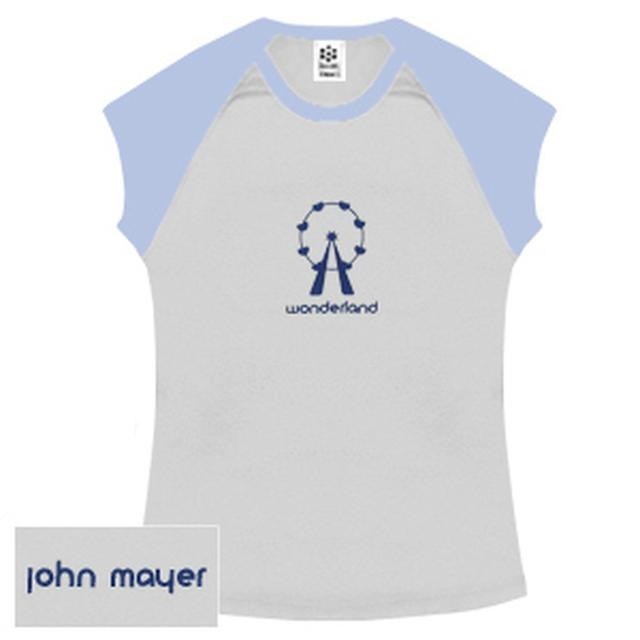 John Mayer - Blueberry-flavored Cap Sleeve