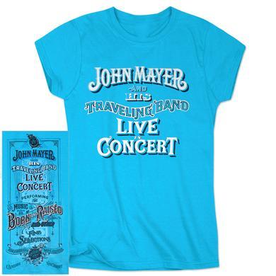 John Mayer Philadelphia Ladies Event T-shirt