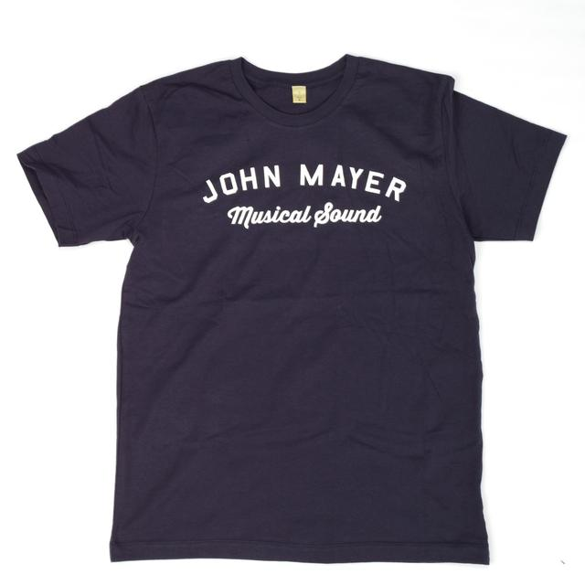 John Mayer JM Musical Sound Logo T-shirt