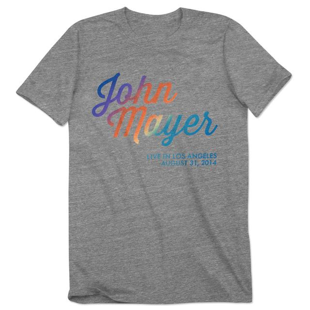 John Mayer Made In America Tour Women's T-shirt