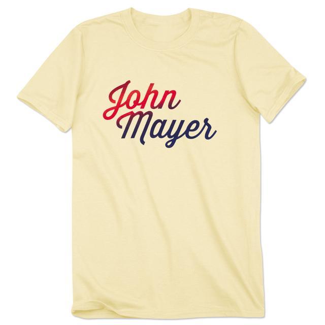 John Mayer Midtown Music Festival Event Tee