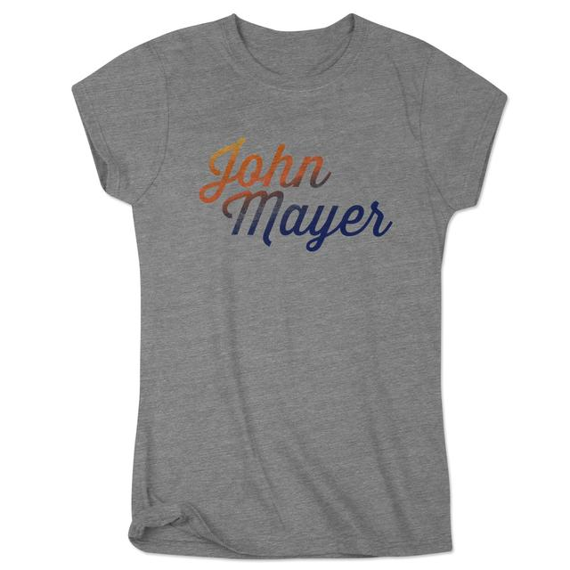 John Mayer Ravinia Music Festival Ladies Event Tee
