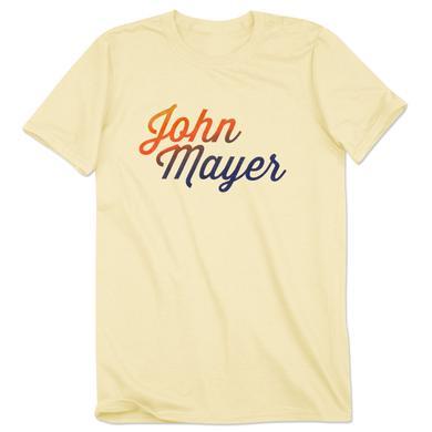John Mayer Ravinia Music Festival Event Tee