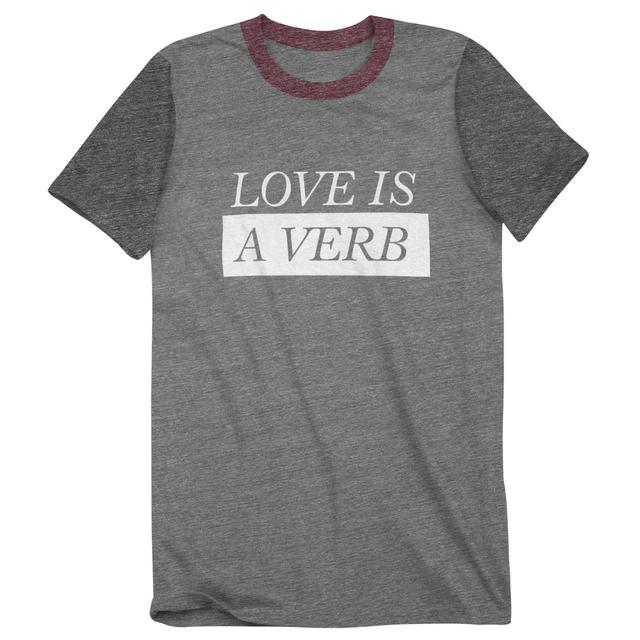 John Mayer Love Is A Verb T-Shirt