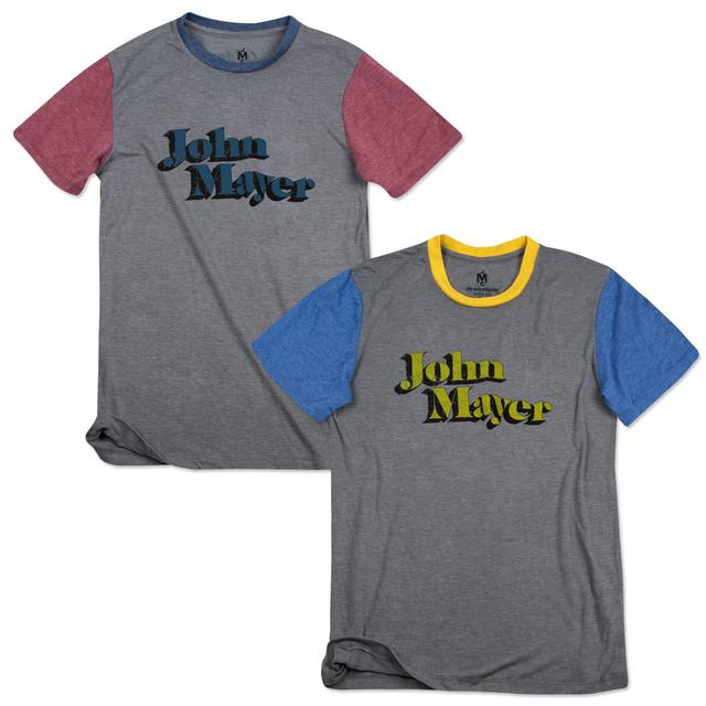 John Mayer Caslon T-Shirt