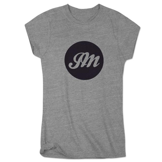 John Mayer Womens Circle JM Script T-Shirt