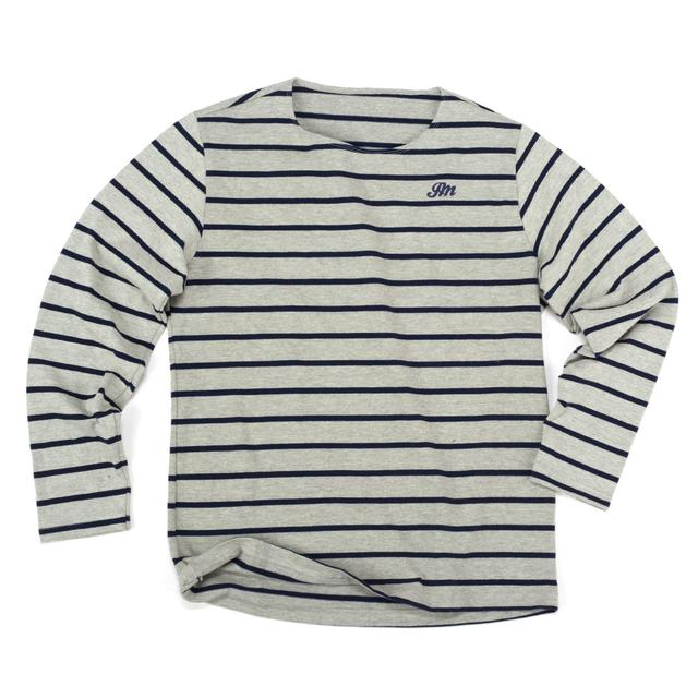 John Mayer Striped Sailor Pullover