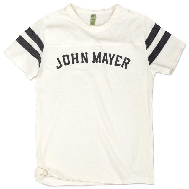 John Mayer JM Football Tee