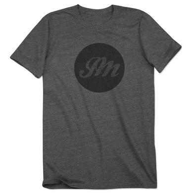 John Mayer Circle JM Script T-Shirt (Solid)