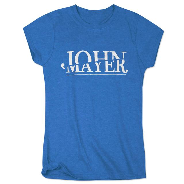John Mayer Women's Split T-Shirt