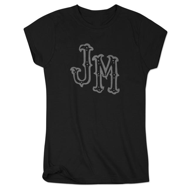 John Mayer Women's JM Initials T-Shirt
