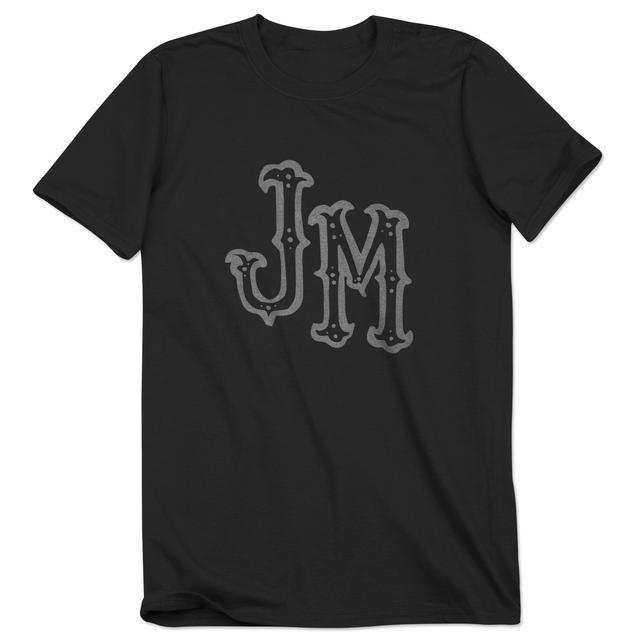 John Mayer JM Initials T-Shirt