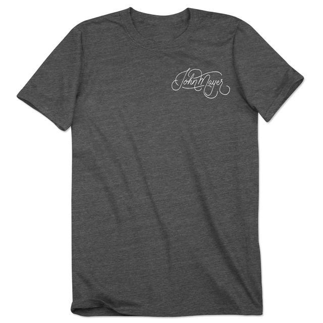 John Mayer Wildfire Roses T-Shirt