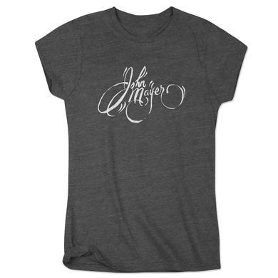 John Mayer Women's Swashes T-Shirt