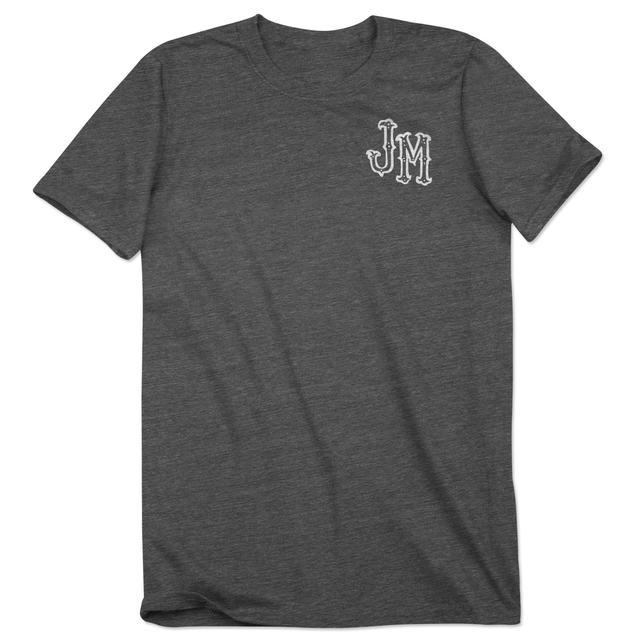 John Mayer JM Initials/ Split T-Shirt