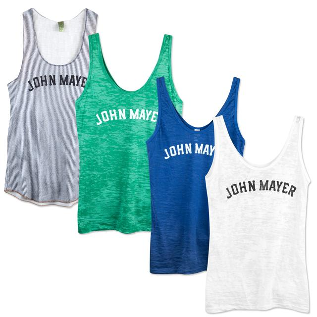 John Mayer JM Arch Tanks