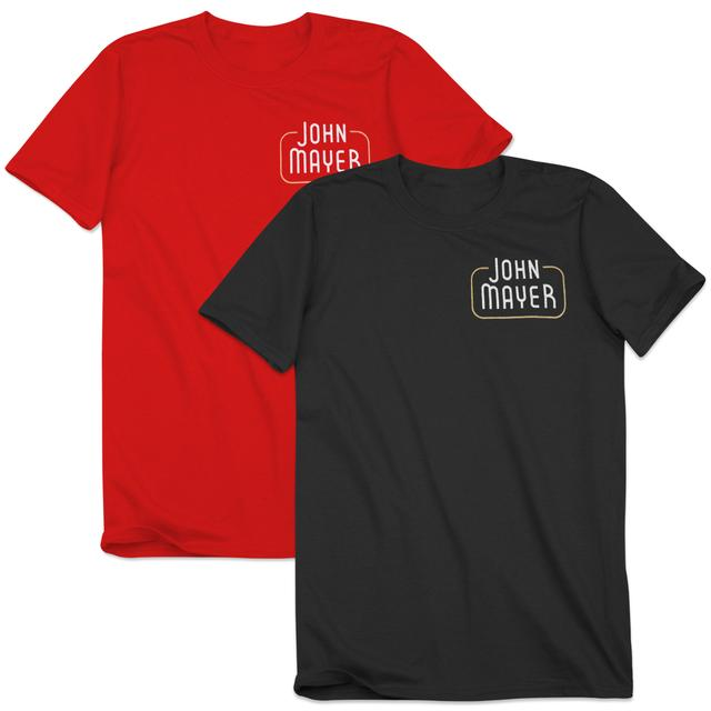 John Mayer Velva Sheen Acoustics and Electrics Shirt