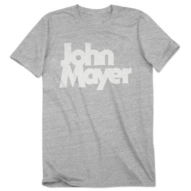 John Mayer Velva Sheen Bold Serif Shirt