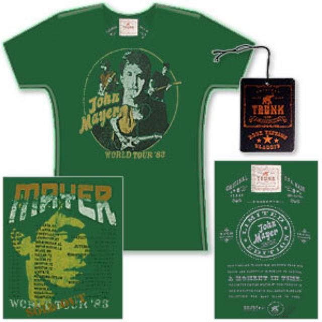 John Mayer Limited Edition Trunk T-shirt