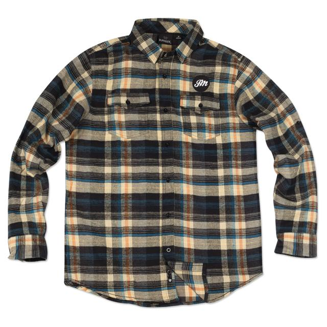 John Mayer Men's Flannel Shirt