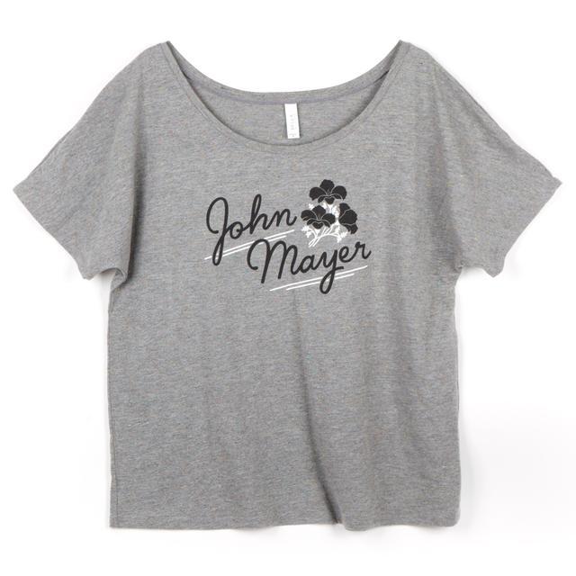 John Mayer Slouchy Tee