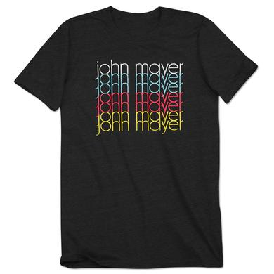 John Mayer JM Color Shift Tee