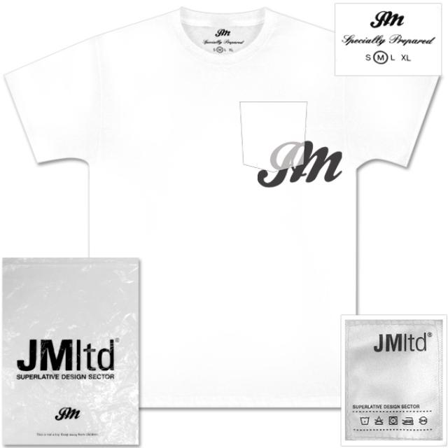 John Mayer - JM Script Pocket T-Shirt