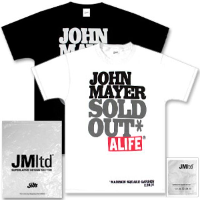 John Mayer x ALIFE MSG T-Shirt