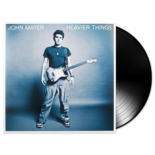 John Mayer Heavier Things LP (Vinyl)
