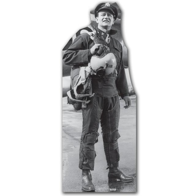 """John Wayne """"Jet Pilot"""" Lifesize Standup"""