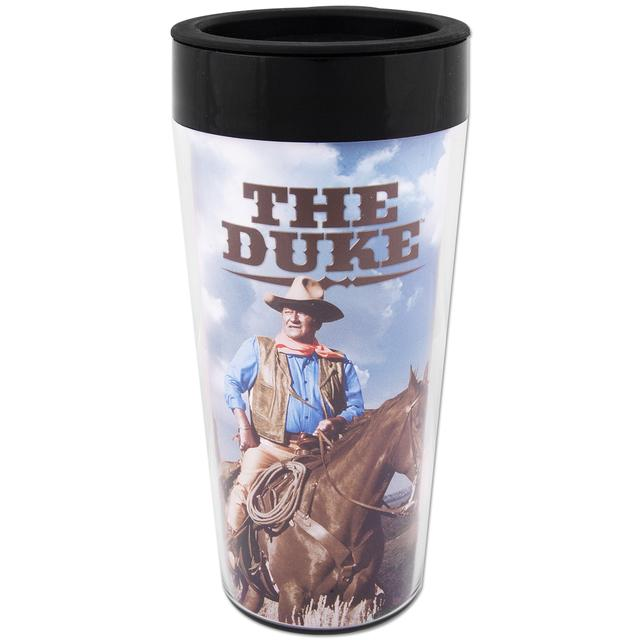 John Wayne 16oz Travel Mug