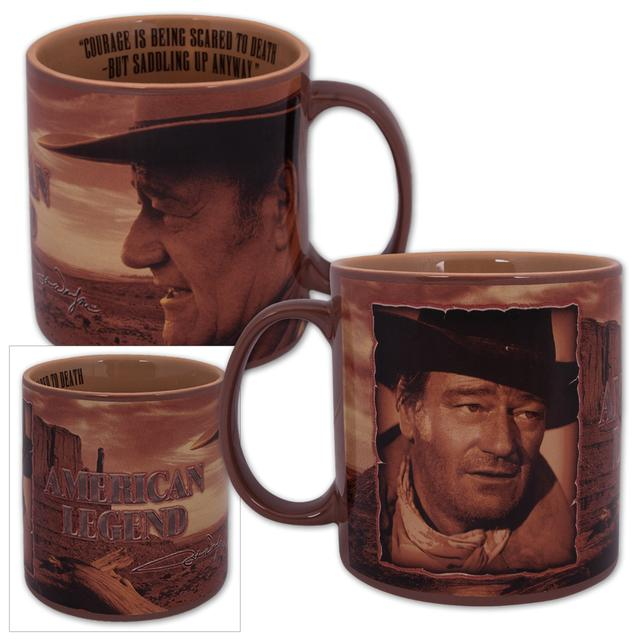 "John Wayne ""American Legend"" Mug"