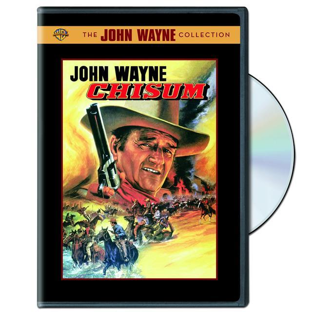 "John Wayne ""Chisum"" DVD (1970)"