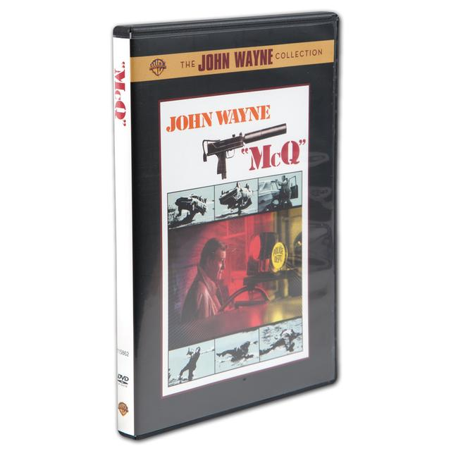 "John Wayne ""McQ"" DVD (1974)"