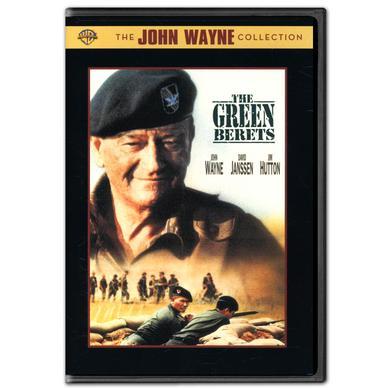 """John Wayne """"The Green Berets"""" DVD (1968)"""