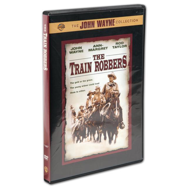 "John Wayne ""The Train Robbers"" DVD (1973)"