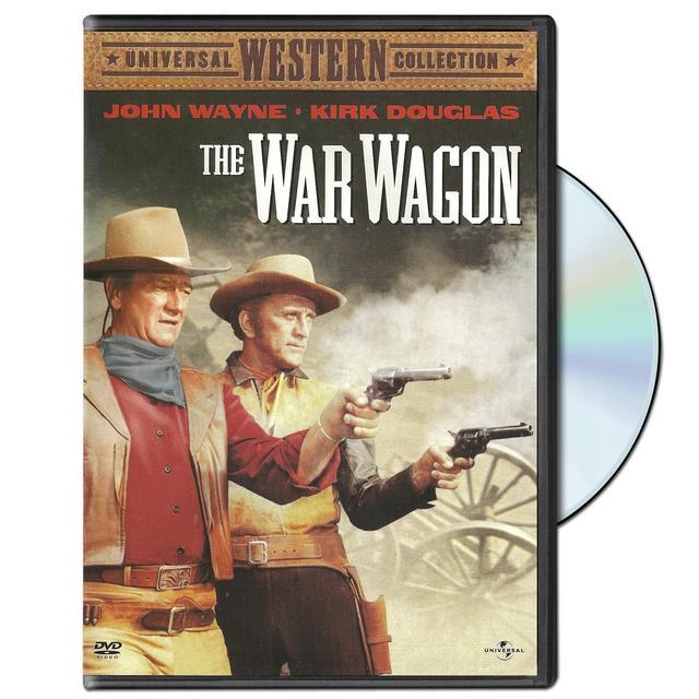 """John Wayne """"The War Wagon"""" DVD (1967)"""