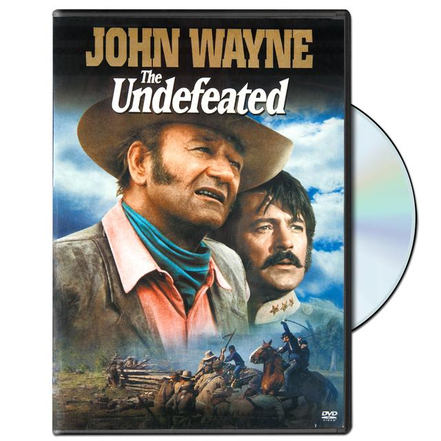 "John Wayne ""The Undefeated"" DVD (1969)"