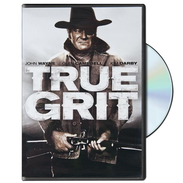 "John Wayne ""True Grit"" DVD (1969)"