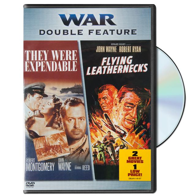 John Wayne They Were Expendable/Flying Leathernecks DVD Set