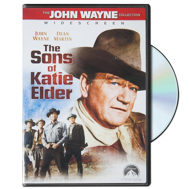 "John Wayne ""Sons of Katie Elder"" DVD (1965)"