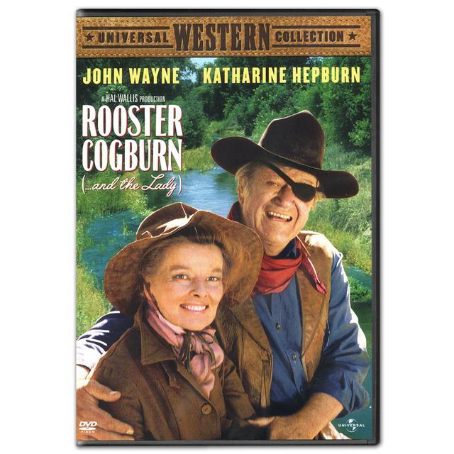 """John Wayne """"Rooster Cogburn"""" DVD (1975)"""