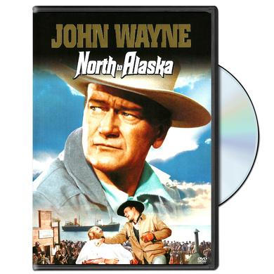 "John Wayne  ""North to Alaska"" DVD (1960)"