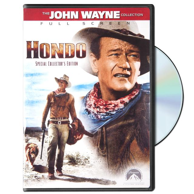 "John Wayne ""Hondo"" Special Collector's Edition DVD (1953)"