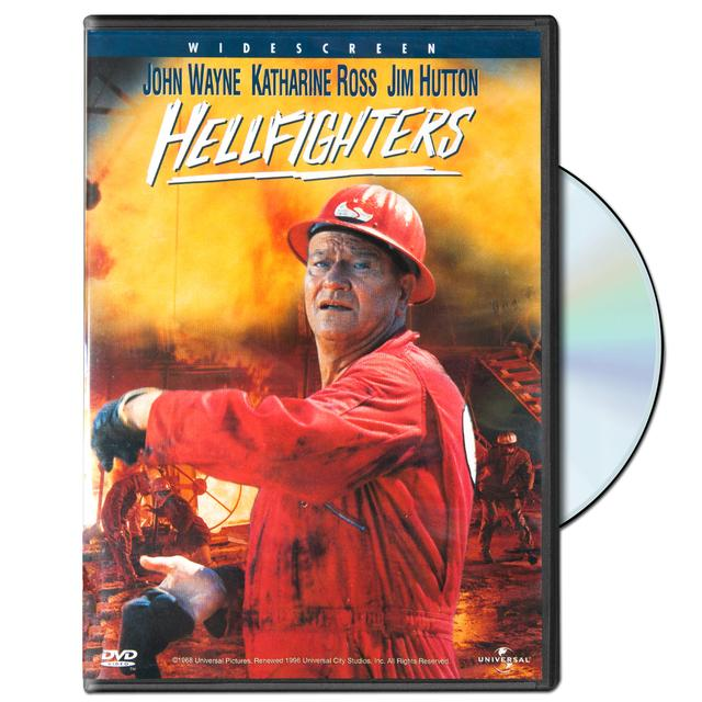 John Wayne Hellfighters DVD