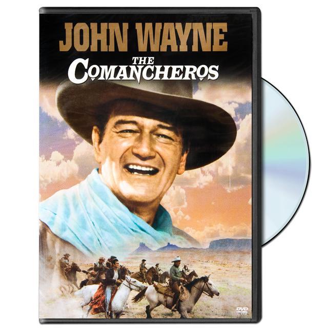 """John Wayne """"The Comancheros"""" DVD (1961)"""