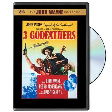 "John Wayne ""3 Godfathers"" DVD (1948)"