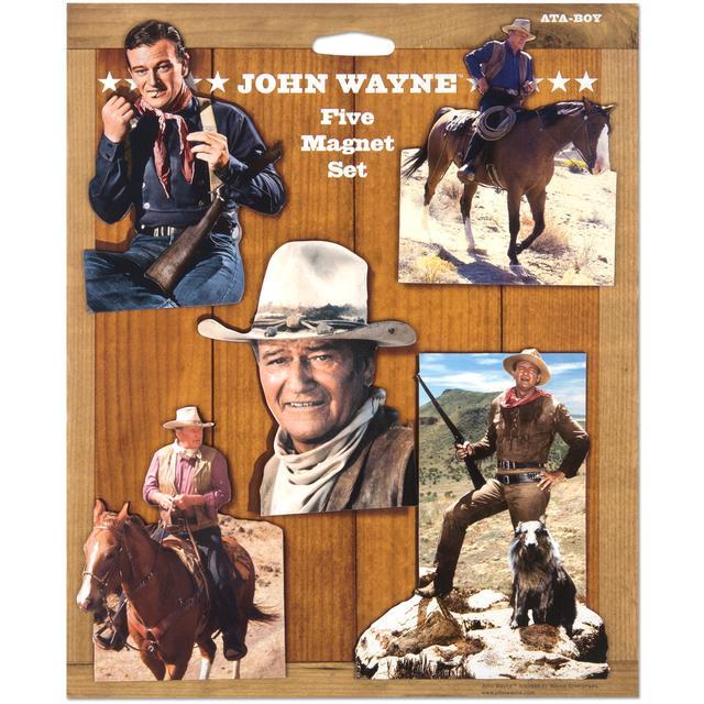 John Wayne Western Magnet Set