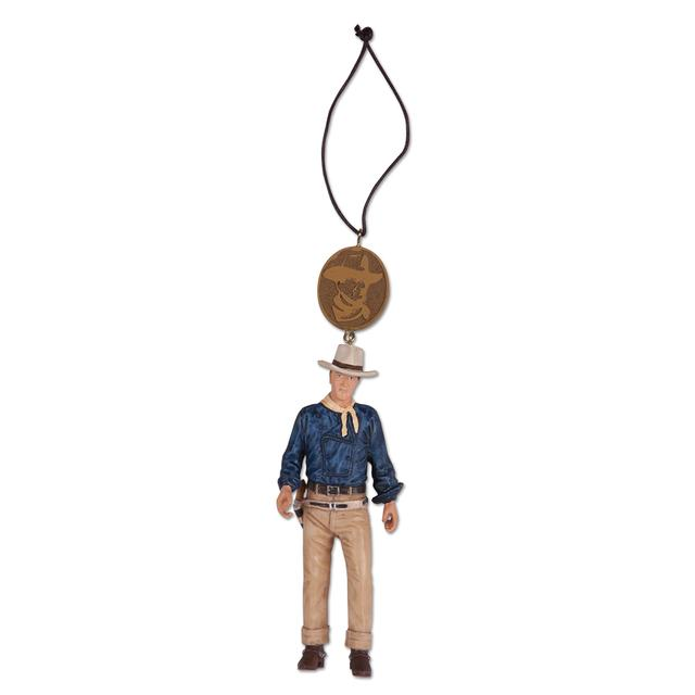 "John Wayne ""Liberty Valance"" Ornament"